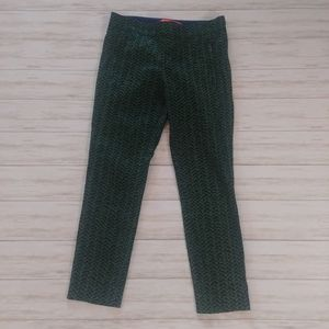 Cartonnier Anthro Print Pants